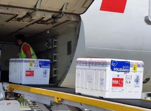 Brasil deve receber 27 milhões de doses em abril
