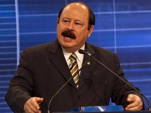 Morre o fundador e presidente nacional do PRTB Levy Fidelix