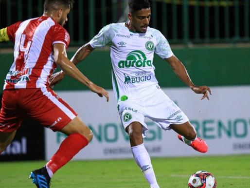 Hercílio Luz e Chapecoense empatam sem gols, veja os lances