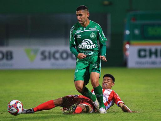 Jogo da Chapecoense do Campeonato Catarinense é suspenso