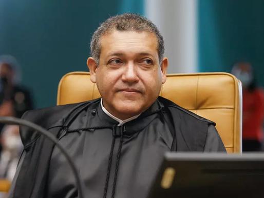 PGR defende poder de Nunes Marques para decidir sobre cultos presenciais