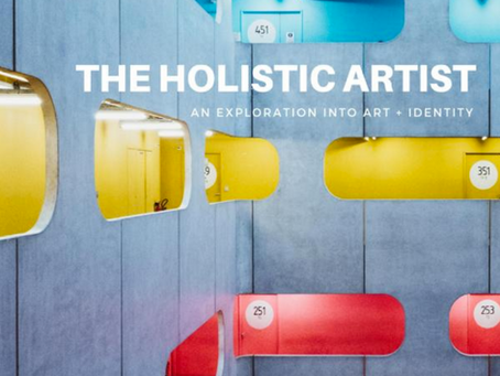 Book Bites | 'The Holistic Artist'