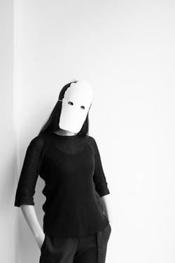 Pre-covid facemask concept