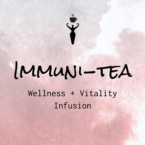 Immuni-Tea- Wellness and Vitality Infusion