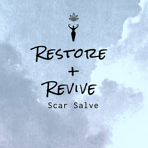 Restore + Revive Scar Salve