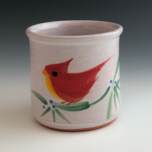 Sycamore Pottery - Red Bird