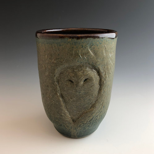 Rick Clark- Sleepy Owl Mug
