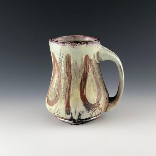Lisa York - Green Mug