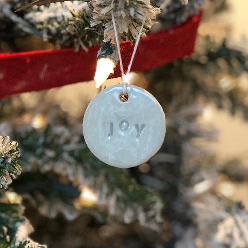 Shaun Fera Joy Ornament -medium