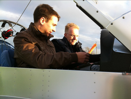 The microlight instructor certificate