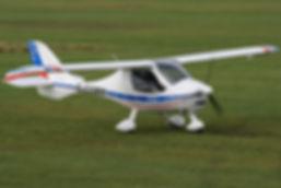Flight Design CTSW used for flight training at North East Flying Club