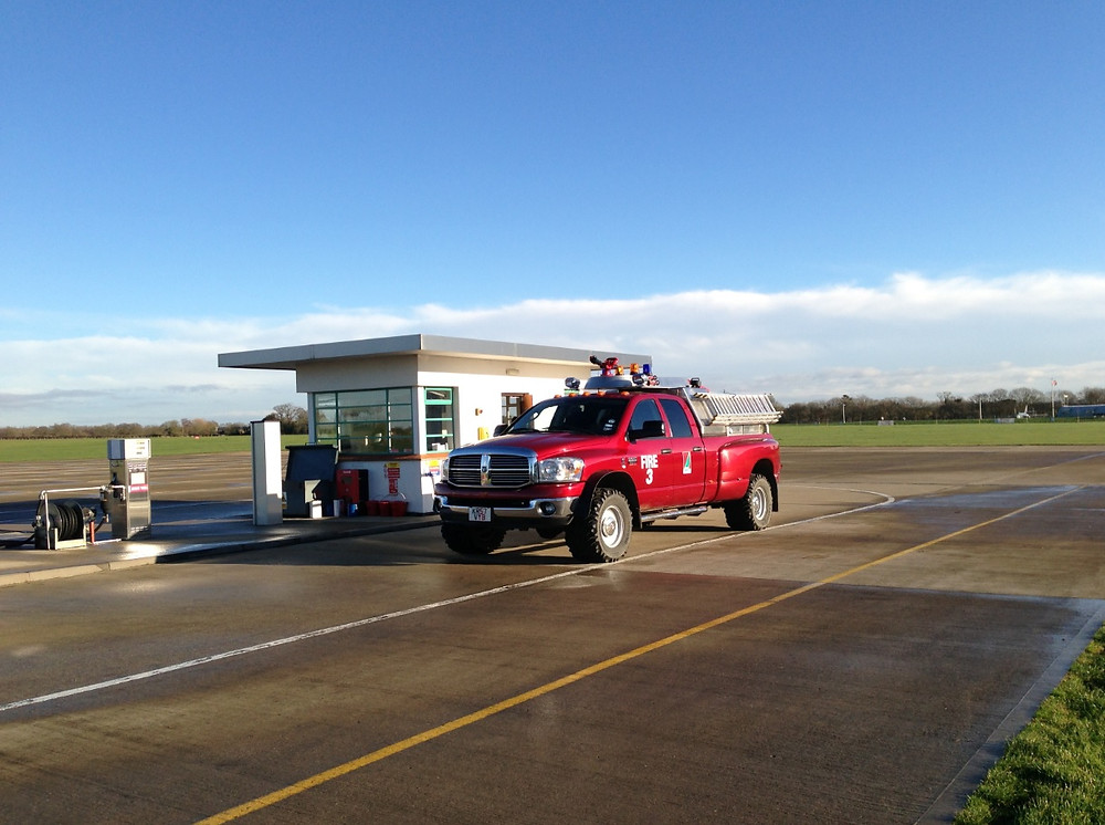 Sywell Refuelling and fire services