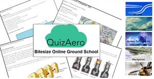 QuizAero Bitesize pilot course