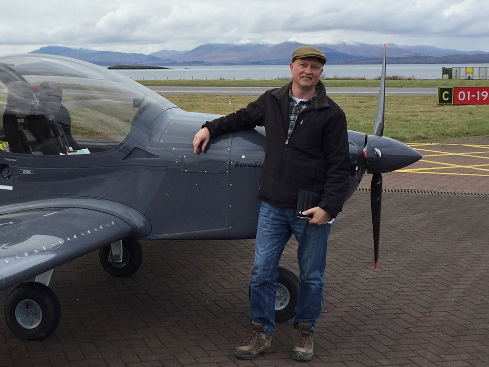 Paul Eden - Flying Instructor