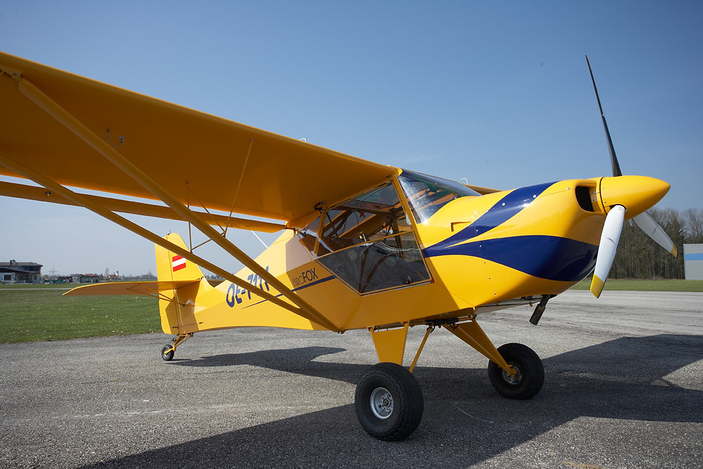 Tailwheel Microlight Training Available.