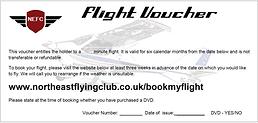 Flying Lesson Gift Voucher