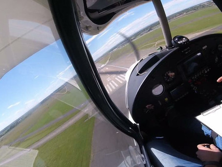 Top ten tips for flying and operating the Ikarus C42.