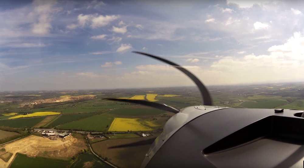 Know which areas are best for a forced landing near your aerodrome