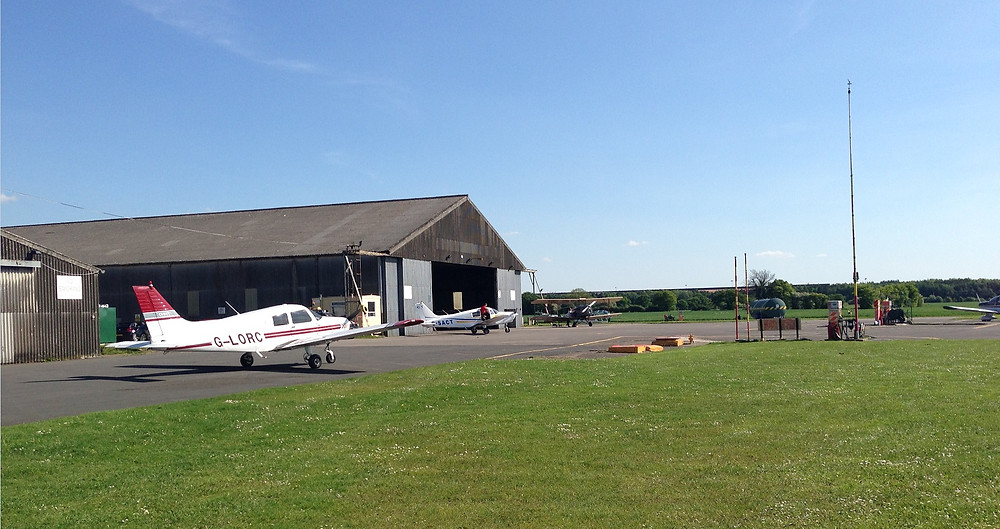 Spend time at the aeroclub and chat to other pilots. You may even get a free ride!