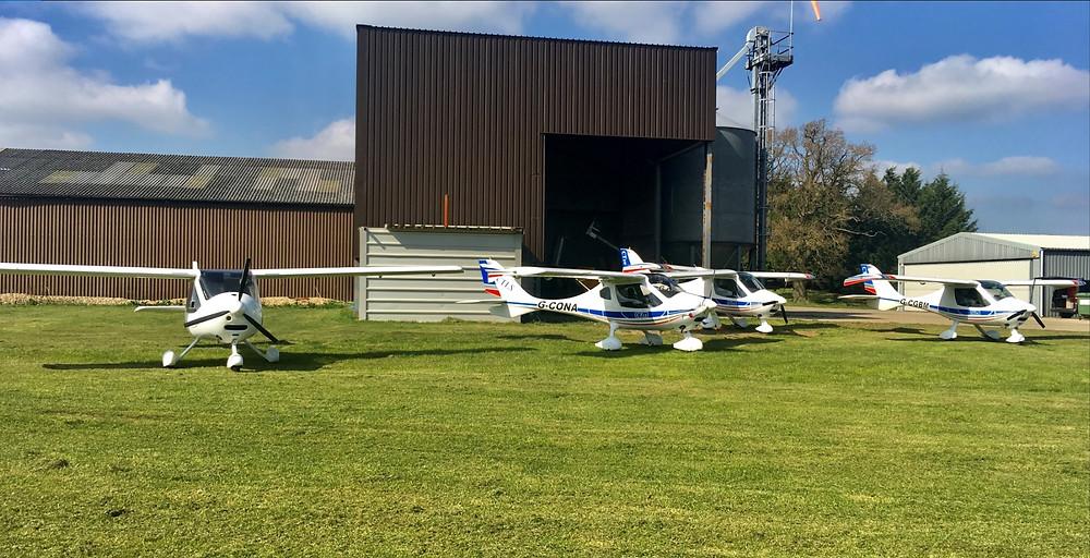 Flight Design Family (CT2K, CTLS and CTSW)