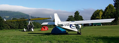Practice exams for microlight pilots