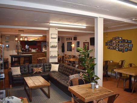Cafe and Bar refurbished