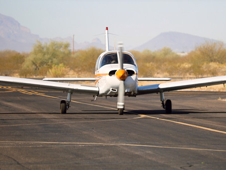 Seven questions to test your knowledge on the Piper PA28.