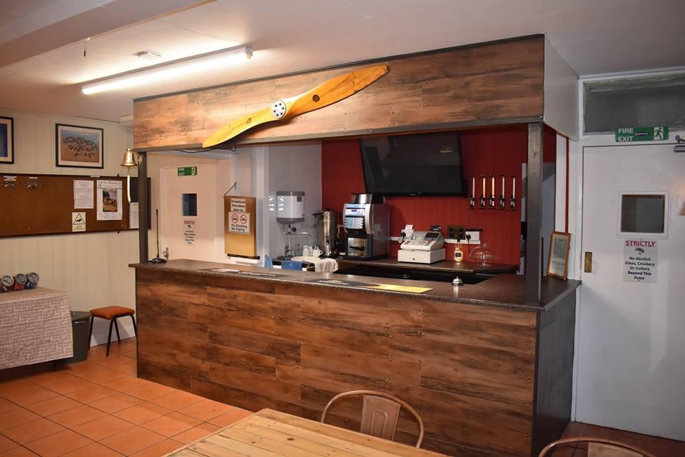Shotton Airfield Cafe-Bar