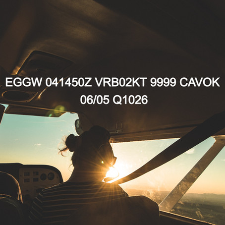 How this METAR could spell trouble
