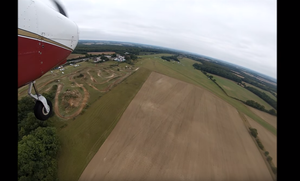 Youtube videos of the approach can be an aid for visiting pilots