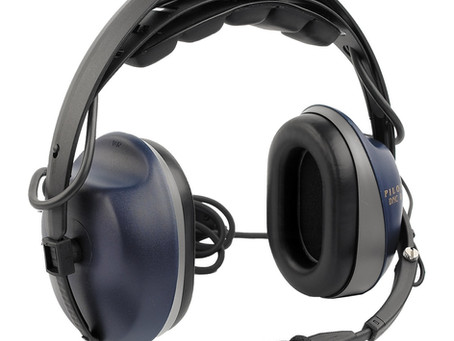 Headset Review : PILOT PA17-72T ANR