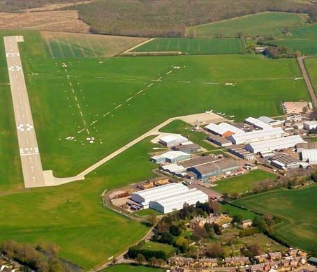 Sywell Aerodrome - An Aviation Gem