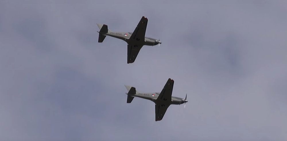 Air Combat Europe - PH-4N3 and PH-4N4 Blackshape Primes
