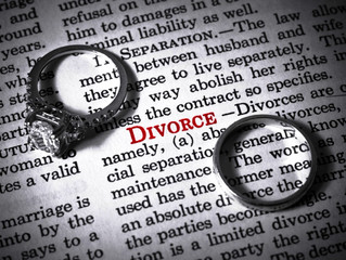 Things to do Before Filing for Divorce