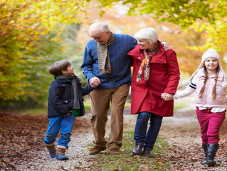 BREAKING NEWS!!!  Grandparents (and Relatives) Now Have Rights