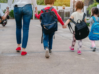 Five Tips That Can Help Going Back to School Easier
