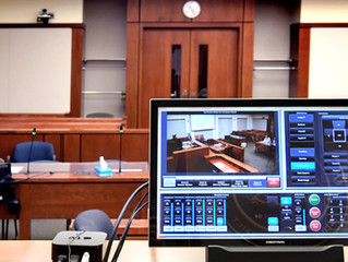 Zoom Video and Telephonic Court Hearings During COVID-19