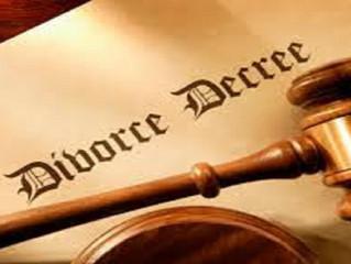 Divorce: A Few Basics