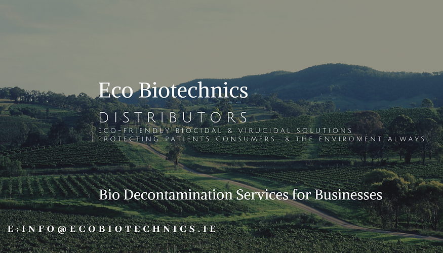 Eco Biotechnics Bio Decontamination Serv