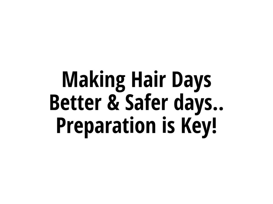 Beauty Hair & Barbers Decontamination