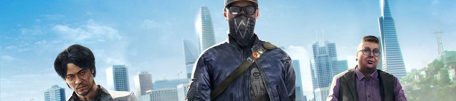 WATCH_DOGS 2 : HUMAN CONDITIONS (DLC)