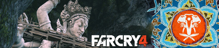 AMONG THIEVES (FAR CRY 4 MAP)