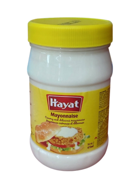 Hayat Mayonnaise 473 ml