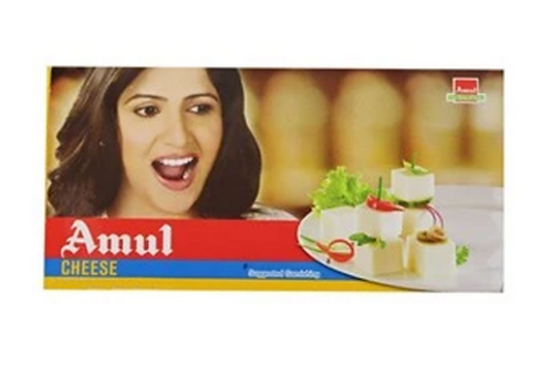 Amul Cheese - Chiplet, 200g Pack