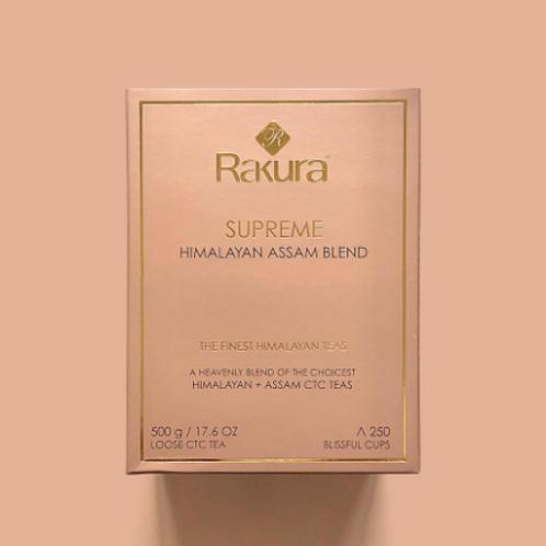 Rakura Supreme Himalayan Assam Blend Tea - 500 g