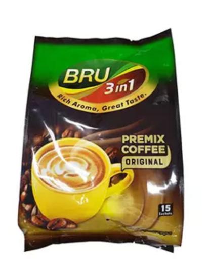 Bru 3 In 1 Coffee