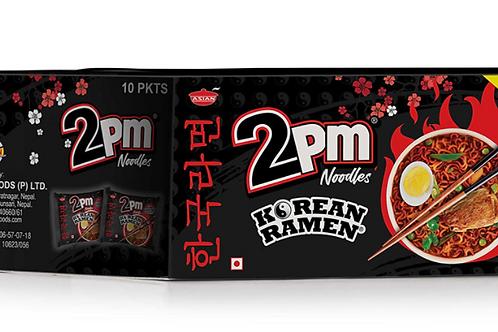 10 Pieces 2PM Korean Ramen Carton
