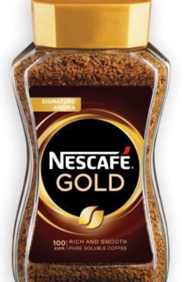 Nestle Nescafe Gold Coffee 50g
