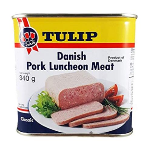 Tulip Jamonilla Pork Luncheon Meat With Bacon