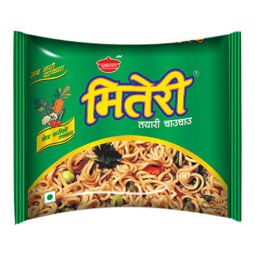 Miteri Veg Curry Noodle - 40 g